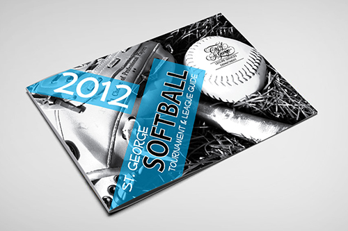 Softball Brochure
